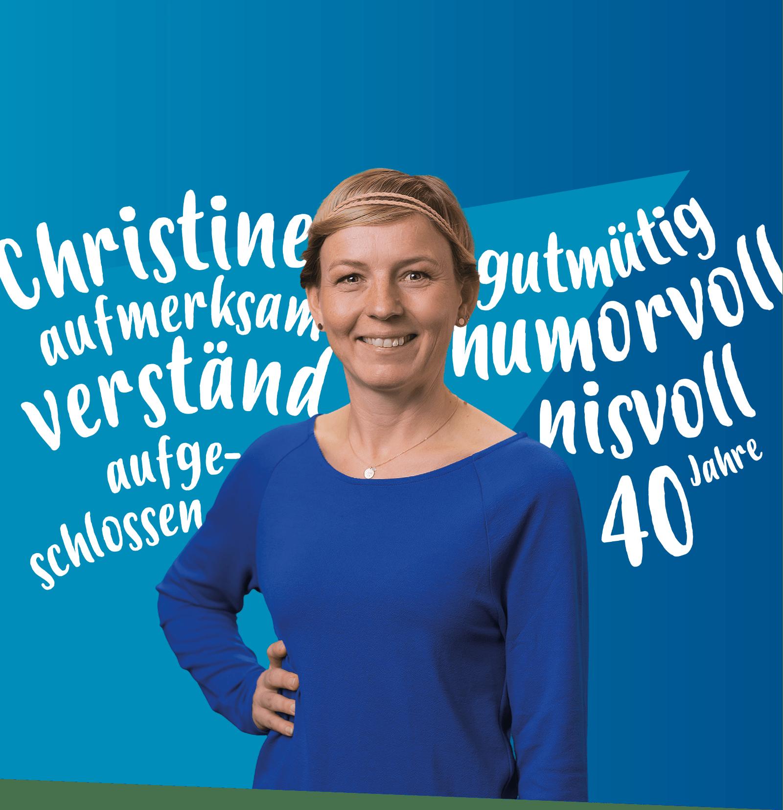 wir sind pflege Interview Christine